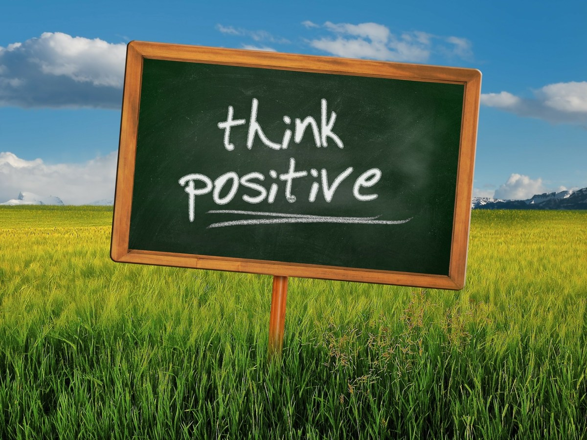 5 spôsobov, ako myslieť pozitívne a udržať si pozitívne myšlienky