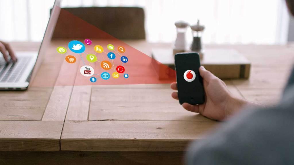 Vodafone free browsing