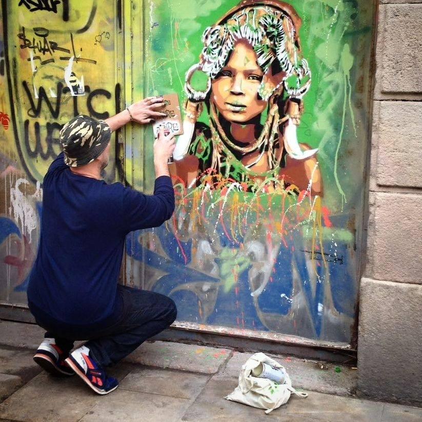 Akore, Street Art