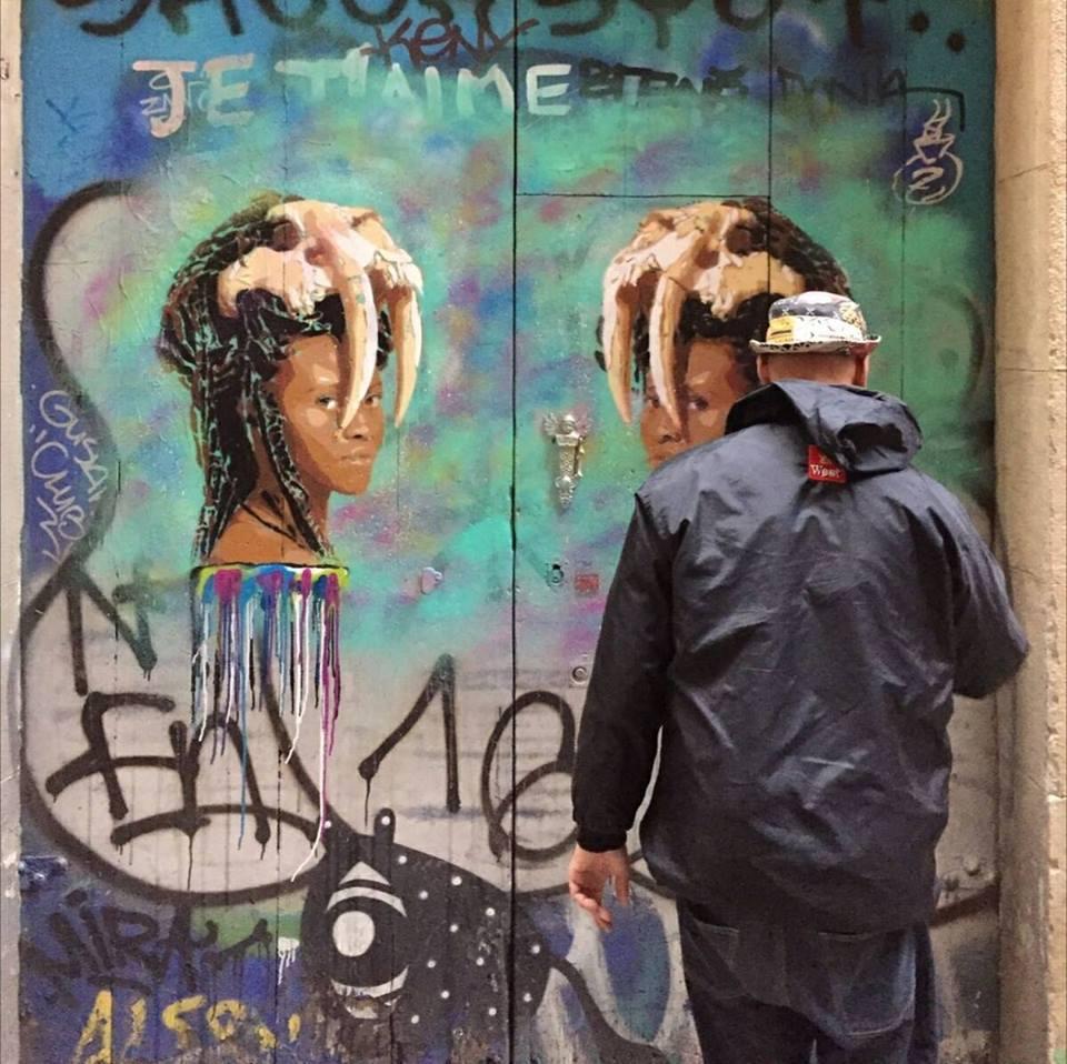 Akore Street Art Barcelona
