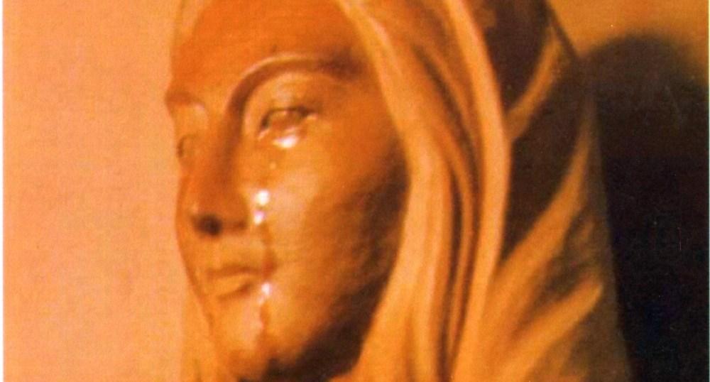 秋田の聖母マリア