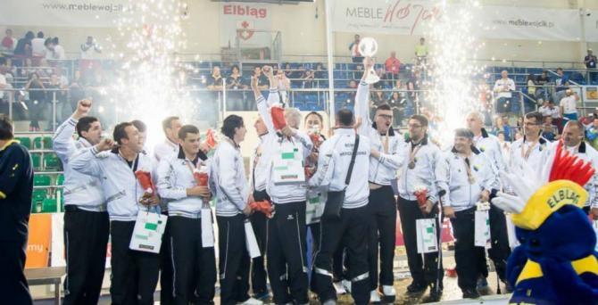 Alibašić: Na ovogodišnjem Svjetskom prvenstvu u Poljskoj dobio titulu najkorisnijeg igrača turnira [paravolley.pl/Wlodzimierz Wawro]