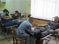 """Udruženje """"Izvor Selsebil"""" Živinice uspješno realiziralo akciju dobrovoljnog darivanja krvi"""