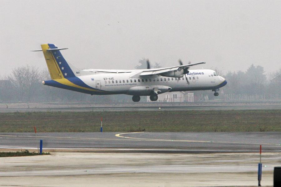 Sve oči za spas BH Airlinesa su ponovo uprte u aktuelnu Vladu Federacije [Tanjug - Arhiva]