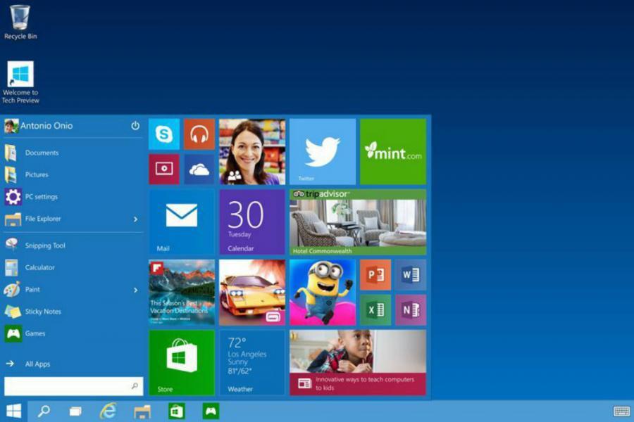 Windows 10 će biti dostupan od ovog ljeta [EPA]