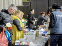 """Humanitarni bazar """"Dobre volje"""" u Sarajevu: Pomoć socijalno ugroženim porodicama i pojedincima"""