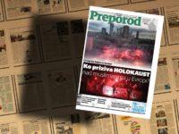 Novi broj Preporoda: Ko priziva HOLOKAUST nad muslimanima u Evropi?