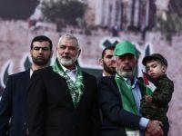 Hiljade Palestinaca obilježava 30. rođendan Hamasa u Gazi