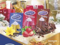 Nagradna igra Vispakovog branda Laganini u marketima Hoše komerc