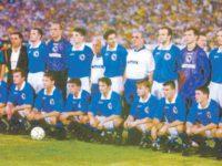 Fudbalska reprezentacija Bosne i Hercegovine je prije 21 godinu igrala sa Brazilom