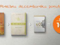 Odlična zimska ponuda knjiga: Naručite tri knjige za 10 KM