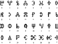 Staroslavenski jezik — prvi pisani jezik svih Slavena
