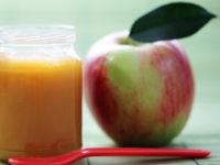 Kašica od jabuke sa cimetom i rižinim pahuljicama