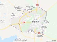 Kakvog je gradonačelnika sirijski grad Homs imao za vrijeme halife Omera?