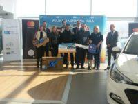 Nagradna igra BBI banke i Mastercarda: Ključevi automobila Hyundai i20 uručeni Adisu Mahmutoviću