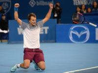 Mirza Bašić došao do prve ATP titule u karijeri i 77 mjesto na ATP listi