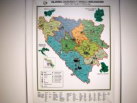 Jedinstvena karta Vahida Arnauta: Slika šta sve u BiH baštinimo