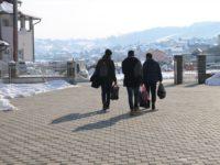 Velika Kladuša: Migranti utočište našli u džamijama