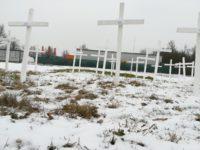 Njemačka: Na mjestu gdje se gradi džamija ostavili 26 križeva