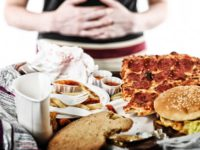 Posljedice kao rezultat pretjerivanja u jelu