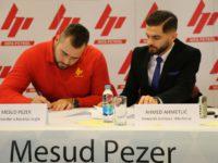 Najbolji sa najboljima: Mesud Pezer postao novo zaštitno lice kompanije Hifa Petrol