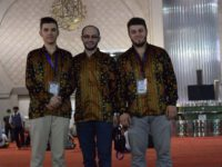 Hafiz Emir Sinanović osvojio drugo mjesto na takmičenju u Indoneziji