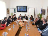 Uspostavljanje saradnje između dvije općine iz Sarajeva i Skoplja