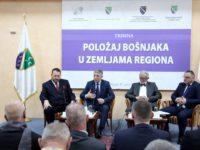 Novi Pazar: Tribina o položaju Bošnjaka u zemljama regiona