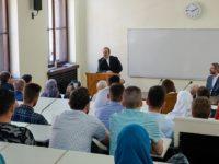 Mehmet Gormez gost predavač na Fakultetu islamskih nauka