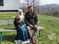 Kao poklon ocu za rođendan naučila Kur'ansko pismo: Nahla Mujanović danas korača ka tituli hafize