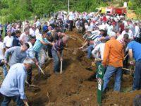 Žrtve iz hemlijaške lomače: Ukopano osam ubijenih i spaljenih Bošnjaka VIDEO