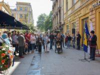 Pamtiti i opominjati: Obilježena godišnjica masakra u Ferhadiji u Sarajevu