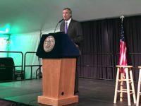Gradonačelnik New Yorka organizirao iftar za predstavnike muslimanske zajednice u gradskoj palati