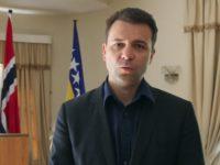 Ambasador Makarević video porukom pozvao dijasporu na izbore