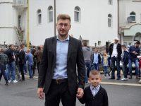 Bajram-namaz na području Srebrenice klanjan na jedanaest mjesta
