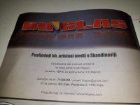"""List """"BH Glas"""" informator bh. zajednice u Danskoj"""