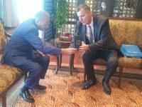 Ambasador BiH u Maleziji posjetio premijera Mahathira