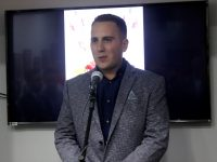 """Podgorica: Otvorena izložba fotografija """"Boje"""" Asmira Lucevića"""
