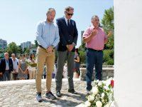 Podgorica: Obilježen Dan sjećanja na žrtve Srebrenice