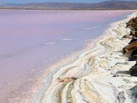 Turska: Jezero Tuz koje je ljeti crveno, a zimi plavo predstavlja prirodni fenomen