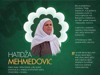 Posljednji ispraćaj: Hatidža Mehmedović ukopana u mezarju Bektići