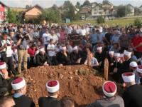 Emotivni govor dr. hfz. Kenana Musića na dženazi Ajli i Lejli VIDEO
