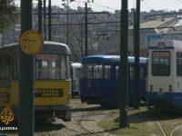 Sramota grada i države: Turisti u raljama tramvaja