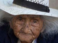 Julia Flores Colque  sa skoro 118 godina vjerovatno najstarija osoba na svijetu