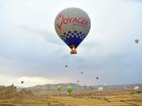 Vožnja balonom: Najljepše boje jeseni u Kapadokiji