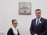 """Novi Pazar: Otvoren plato """"Hatidža Mehmedović"""" u znak sjećanja na hrabru majku iz Srebrenice"""