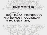 """Mostar: Promocija Preporodovog godišnjaka """"Bošnjačka književnost u 100 knjiga"""""""