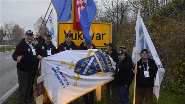 Marš Srebrenica – Vukovar
