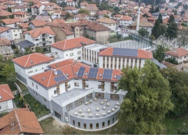 studentski dom islamske zajednice