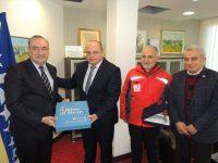 Predsjednik Crvenog polumjeseca Turske u Bihaću: Migranti su zaslužili da budu zaštićeni